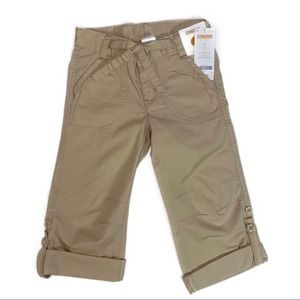 Gymboree Tan Pants Great for Uniforms Size 4